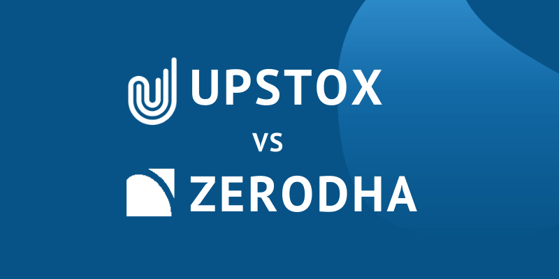 Zerodha vs Upstox- Compare All Hidden Charges